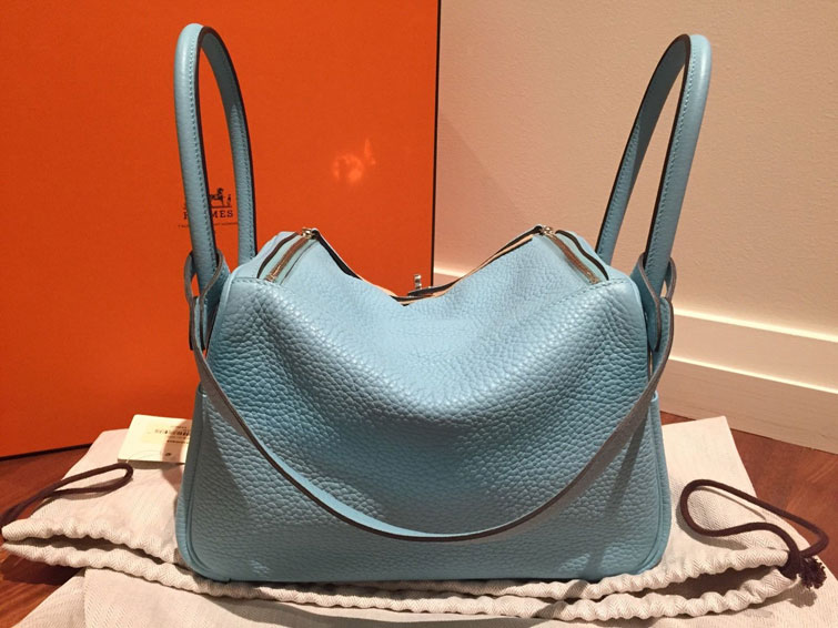 Talk About The Best Quality Hermes Lindy Bag Replica