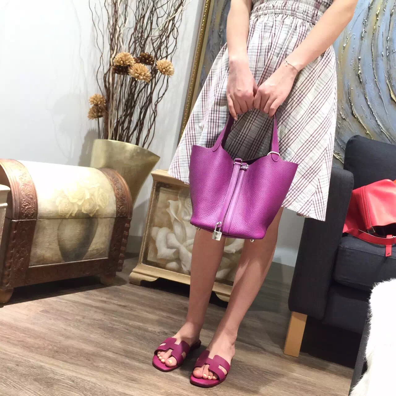 11095b6e2a27 Speak Your Mind With Hermes Picotin Bag Replica - Quality AAA+ ...