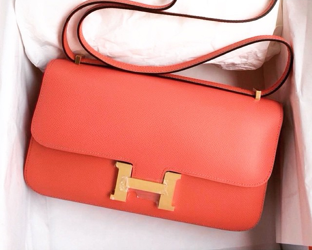 Hermes Constance Shoulder Bag