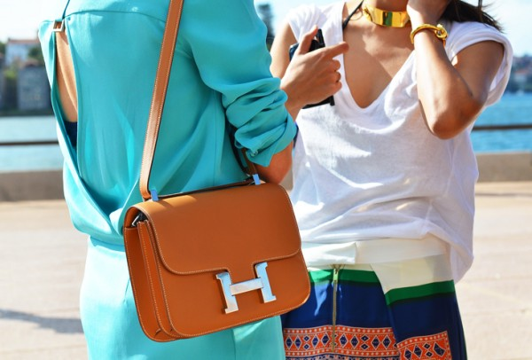 Hermes Constance Bag Replica