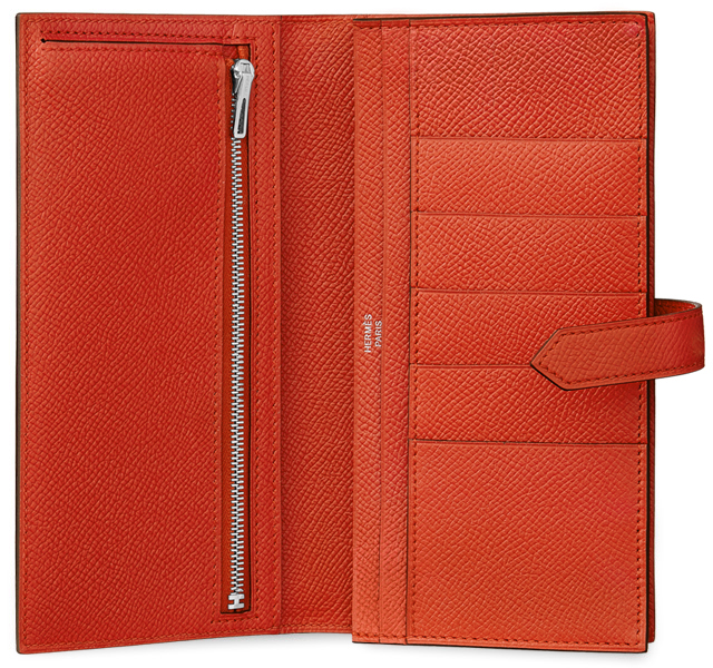 Hermes-Bearn-Wallet-Interior